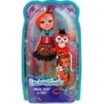 Кукла Enchantimals Тигренок Тензи