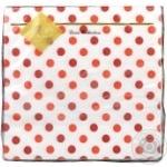 Серветки Luxy паперові тришарові 20шт 33x33см