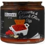 Соус Gurme 212 каперс и черные оливки 200г - купить, цены на Метро - фото 2