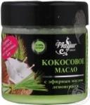 Олія кокосова з ефірною олією лемонграссу Mayur 140 мл