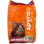 Food Dlia druga with chicken dry for cats 1000g