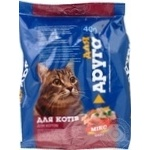 Food Dlia druga dry for cats 400g