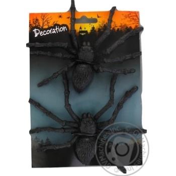 Фігурка декоративна Павук, в наборі з 2 штук.Розмір: 13см Koopman