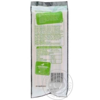 Соломка Ашан солона 40г - купити, ціни на Ашан - фото 2