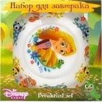 Набор посуды ОСЗ Disney Рапунцель детский 3шт