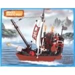 Конструктор Bricks pirate boat