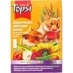 Topsi Fruit and vegetable menu Food for small rodents 510g