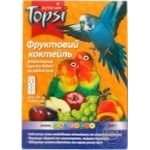 Food Topsi Fruit cocktail for parrots 600g