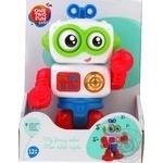 Игрушка One Two Fun Робот со светом и звуком
