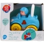 One two fun Funny Cars Toy