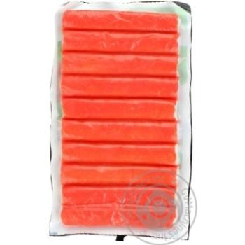 Крабові палички Ашан охолоджені 200г - купити, ціни на Ашан - фото 2