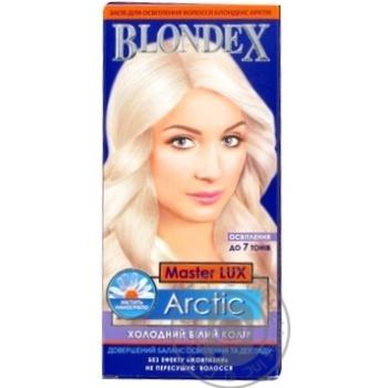 Blondex For Hair Lightening