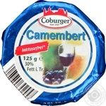 Coburger Camembert 30% Cheese with White Mold 125g