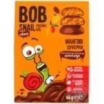 Цукерки Bob Snail мангові в молочному шоколаді без цукру 60г - купити, ціни на МегаМаркет - фото 3