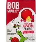 Мармелад Bob Snail груша-малина-свекла без сахара 108г