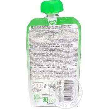 Пюре Маленькое счастье Фруктовый салатик для детей с 5 месяцев 90г - купить, цены на Таврия В - фото 2