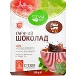 Stevia Hot chocolate with rum 150g
