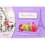 Набор косметический Emotions by Liora French dessert Гель-крем для душа 200мл + Гель-крем для душа 200мл + Гель-крем для душа 200мл