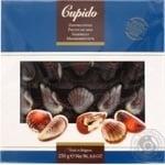 Конфеты Cupido Sea Shells с начинкой пралине лесной орех 250г