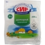 Bilocerkivskiy cottage cheese 5% 400g