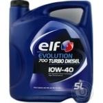 Масло моторное ELF Evolution 700 TurboDiesel 10W40 5л