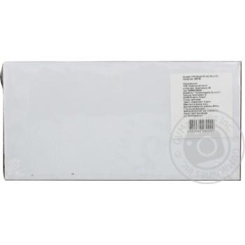 Конверт складний білий 75г/м2 20шт DL - купити, ціни на Метро - фото 1