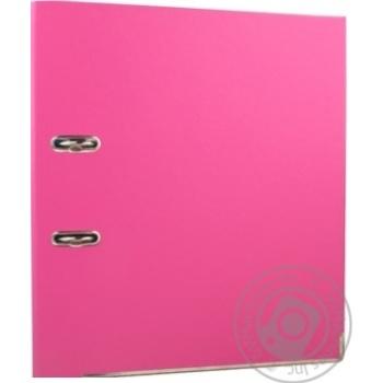 Папка-регистратор EconoMix А4 70мм цвет в ассортименте