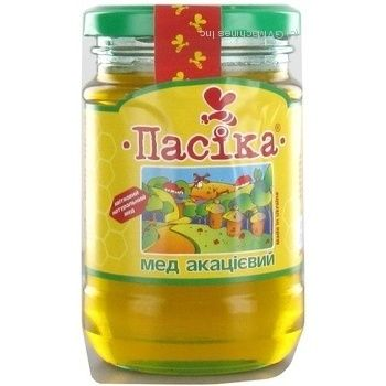 Honey Pasika flowery natural 400g glass jar - buy, prices for MegaMarket - image 2