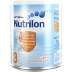 Milk formula Nutrilon Nutricia 3 for 1 to 3 years children can 400g Holland