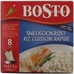 Groats rice World's rice round grain ready-to-cook 250g