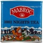 Tea Mabrok 1001 nights black 250g can