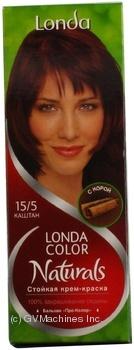 Фарба для волосся Londa Trend Сolor Naturals 15/5 Каштан