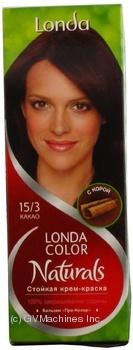 Фарба для волосся Londa Trend Сolor Naturals 15/3 Какао