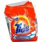 Пральний порошок Tide для ручного прання білі хмаринки 900г