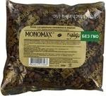Кофе Мономах 100% арабика натуральный жареный в зернах 250г Украина