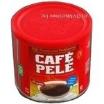 Natural instant coffee Cafe Pele 50g Brazil