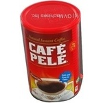 Natural instant coffee Cafe Pele 200g Brazil