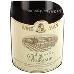 Вино Вайн мен Гурджаані біле сухі 12.5% 2007рік 750мл Грузія