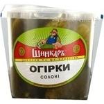 Vegetables cucumber Shinkar salt 600g