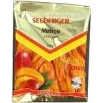 Манго Seeberger сушеный 100г