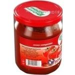 Паста томатная Родной край 15% 485г - купить, цены на Novus - фото 2