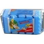 Набор губок кухонных Мелочи жизни Лимон 5шт - купить, цены на Фуршет - фото 2