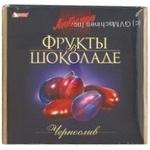 Цукерки Чорнослив в шоколаді Любімов 300г