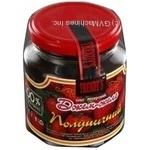 Jam Trendy`s strawberry canned 420g glass jar Ukraine
