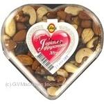 Орех Лиза №2 фруктово-ореховая 215г Украина