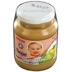 Puree Krokha apple cream for children 260g