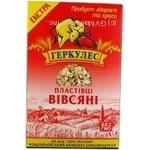 Пластівці вівсяні Геркулес Екстра №1 800г Україна