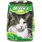 Litter Murka lavender green granular for pets 5000g