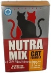 Food Nutra mix dry for cats 400g Usa