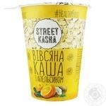 Каша Street Kasha Овсяная с апельсином 50г